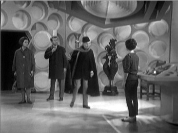 Doctor Who scene from an Unearthly Child Image from wikipedia.org